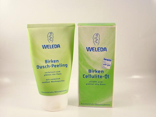 Birken Cellulite Oel Weleda