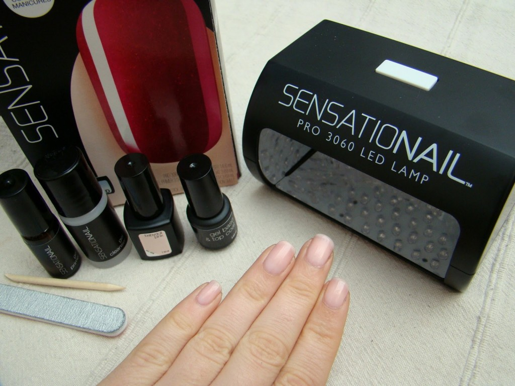 Sensationail LED Maniküre Review Erfahrungsbericht