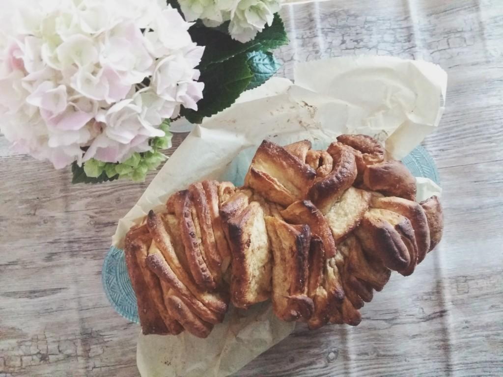 Cinnamon Pulled Bread Zimt Hefezupfkuchen-007