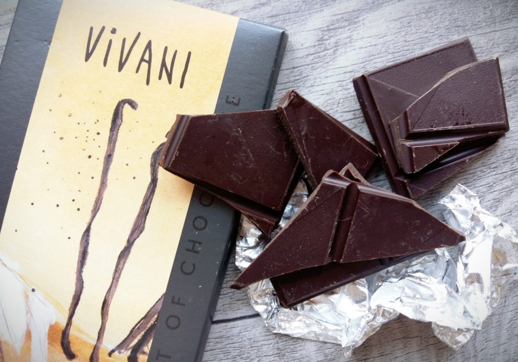 Vivani Schokolade Gewinnspiel