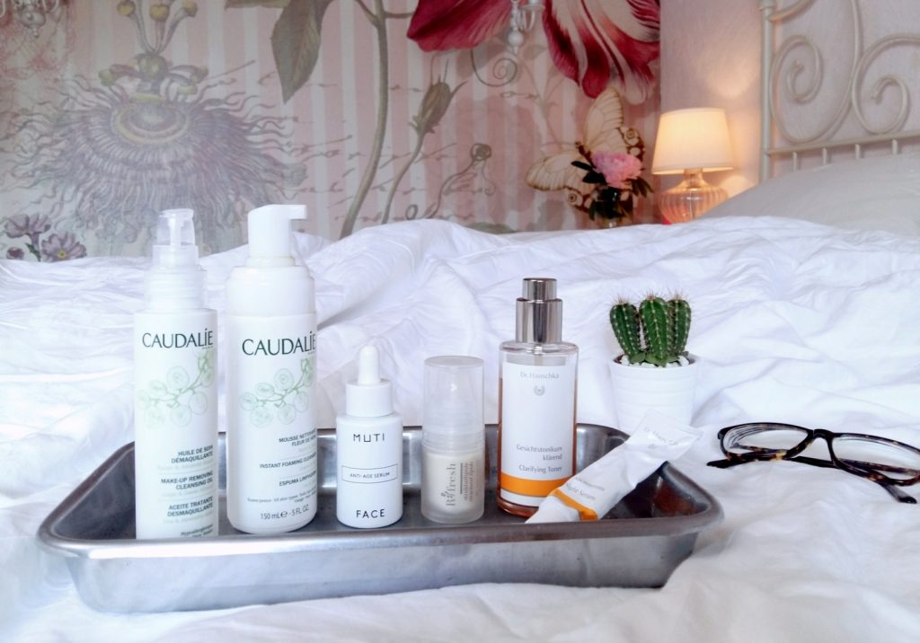 Night Time Routine Favoriten