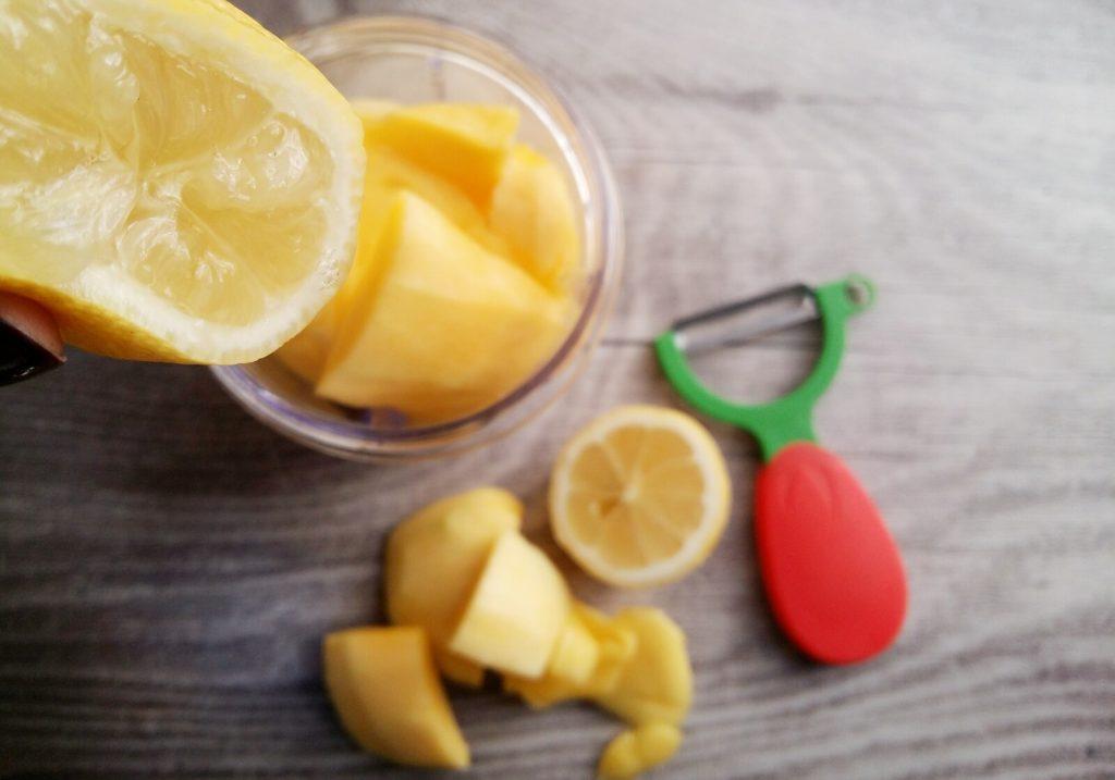 Fruchtleder Gummibärchenersatz für Kinder
