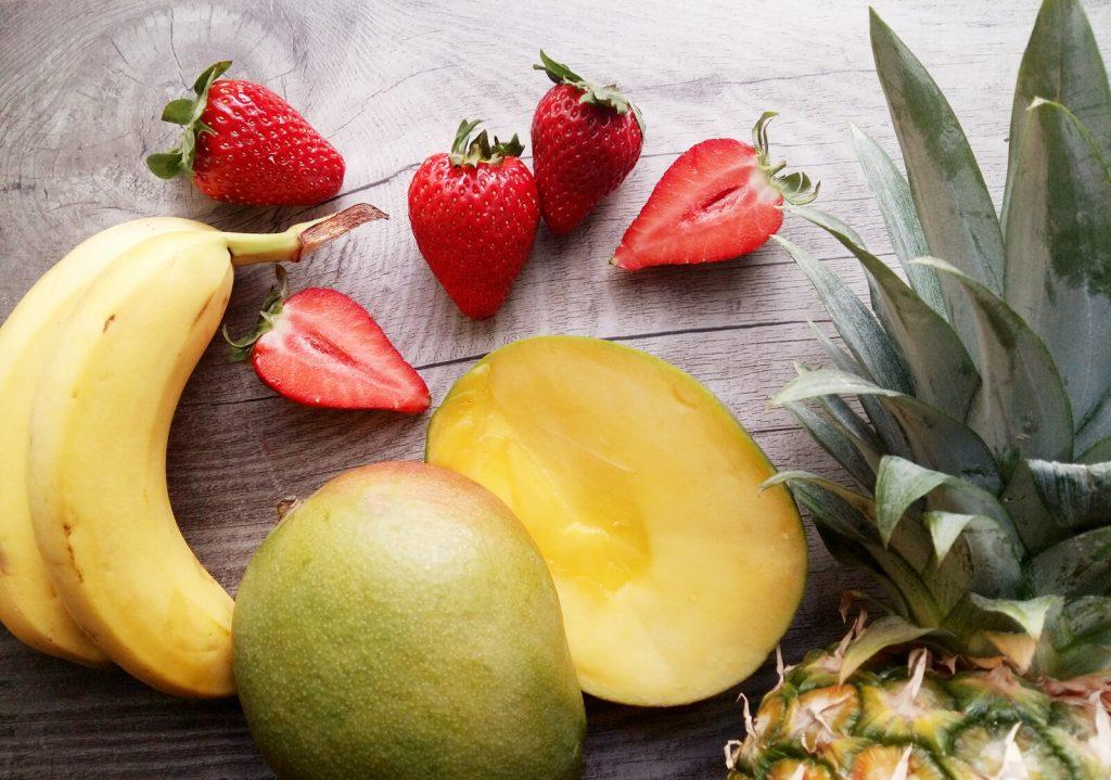 Fruchtleder für Kinder