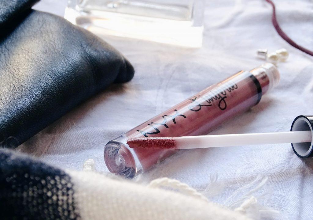 NYX Ruffle Trim Lingerie Liquid Lipstick