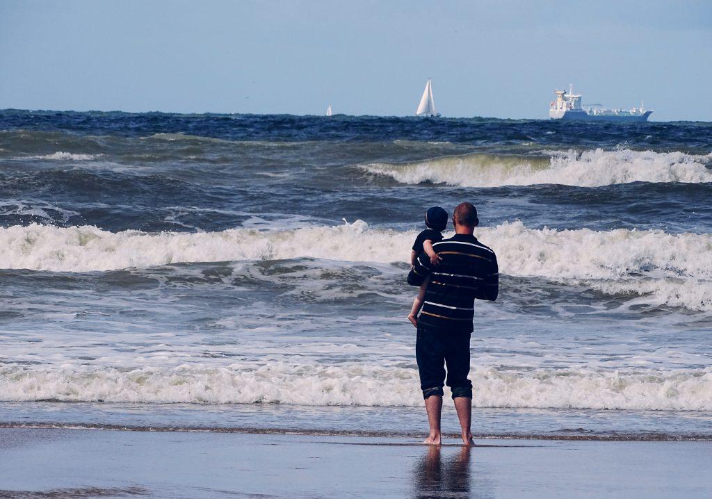 Scheveningen Strand Den Haag