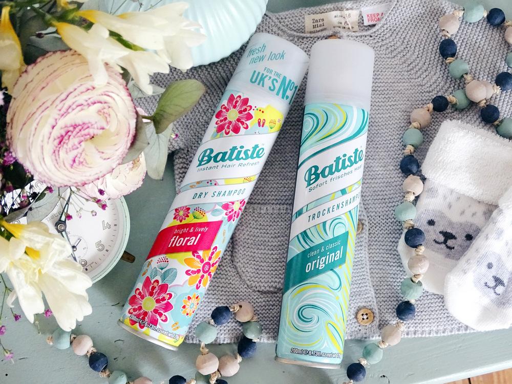 Dry Shampoo während schwangerschaft