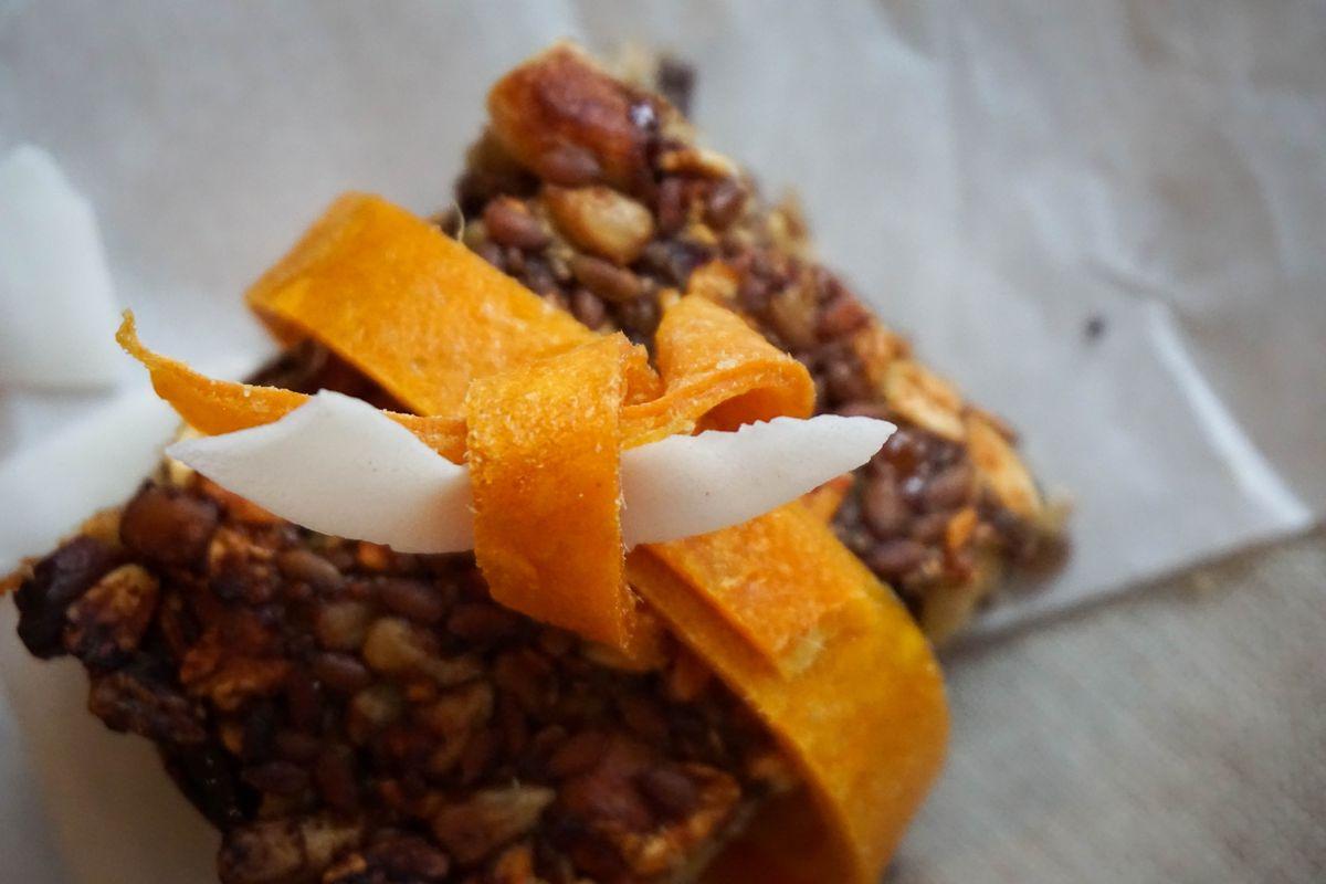 Müsliriegel Rezept Mango Kokos Granola Bars