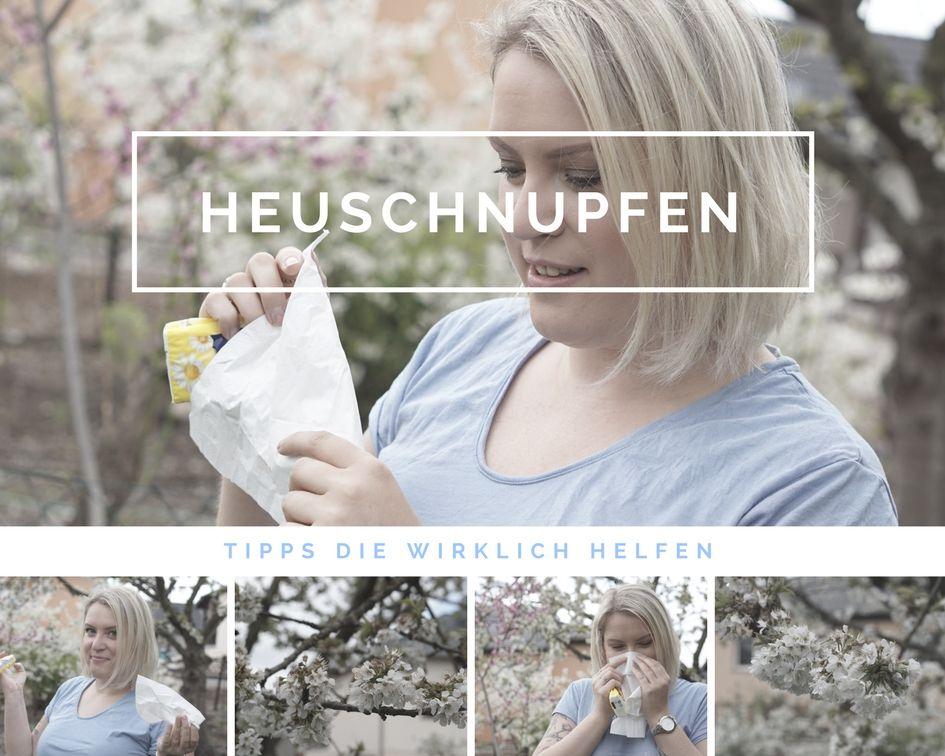 Tipps bei Heuschnupfen