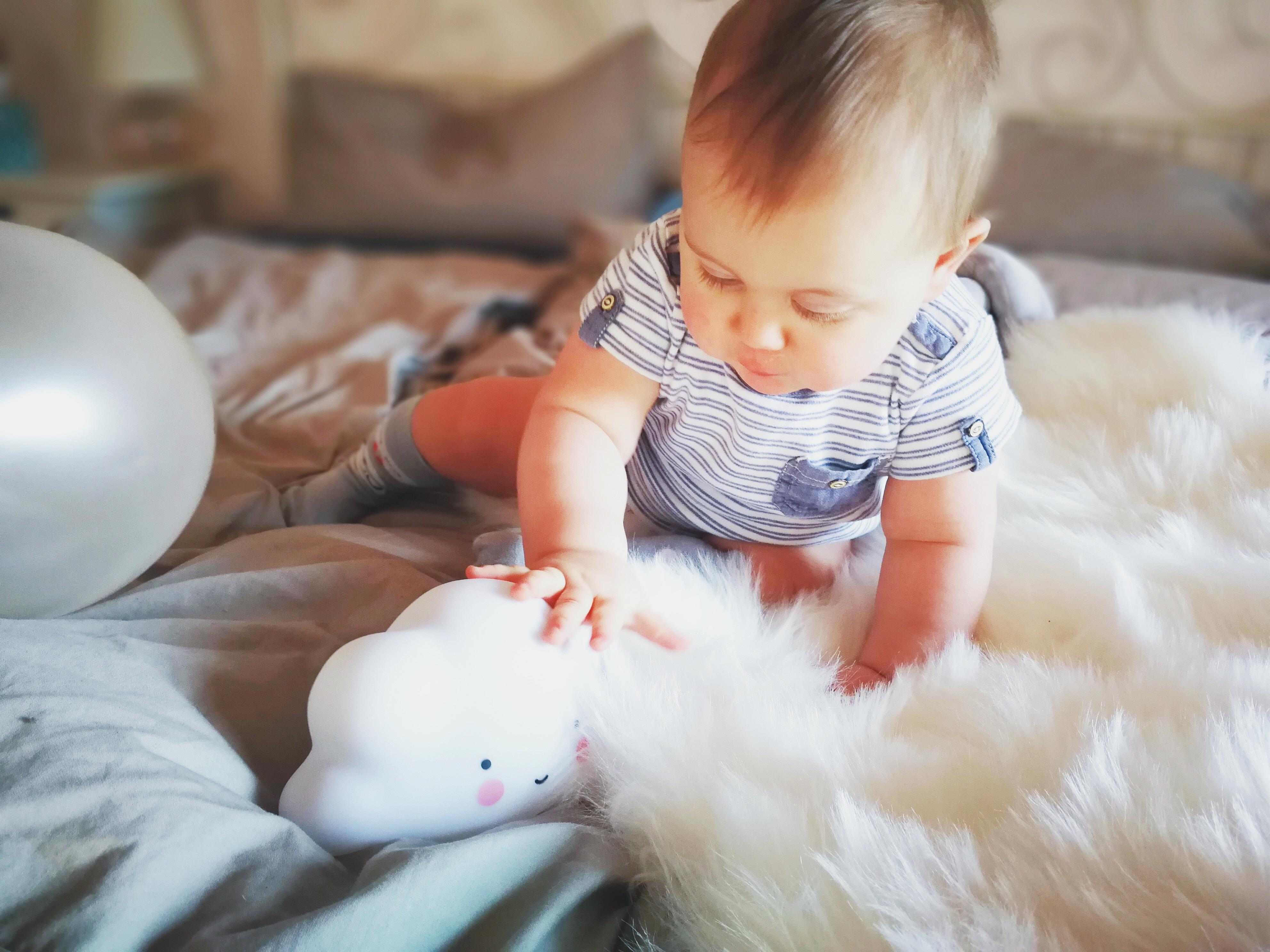 Pampers Baby-Dry Windeln mit Luftkanaltechnologie für