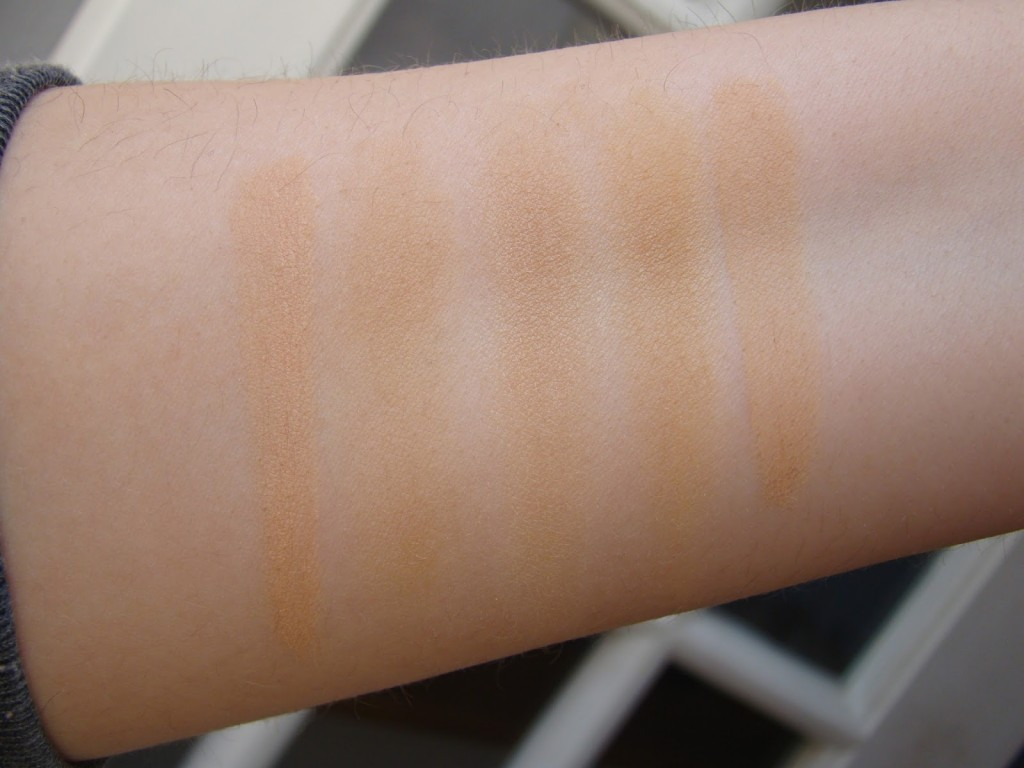 BareMinerals Swatch