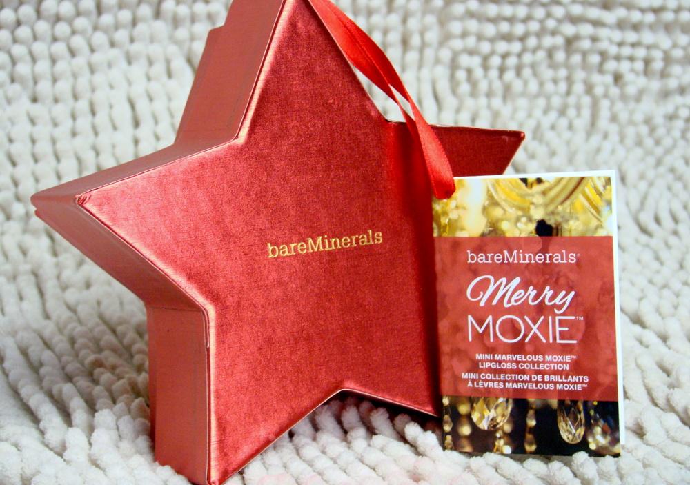 Weihnachtsgeschenk Empfehlung | bareMinerals Merry Moxie ...