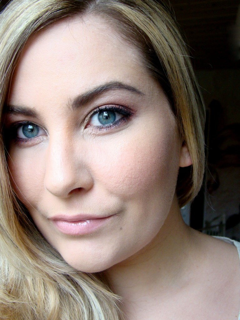 Valentinstag Look High End Makeup Couleur Caramel