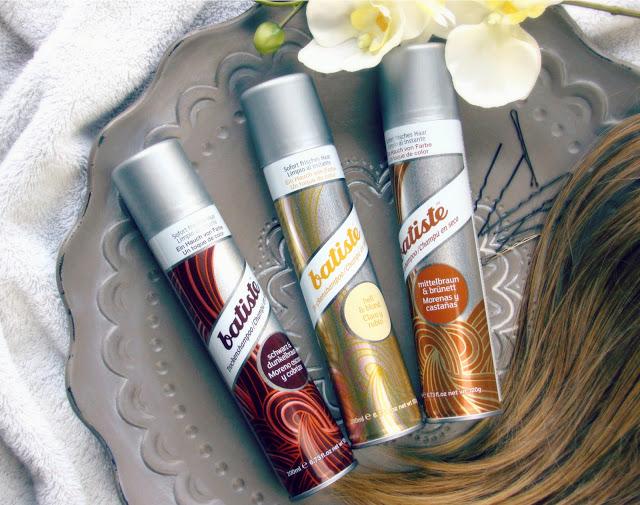 Hint of Colour Dry Shampoos Batiste Trockenshampoo