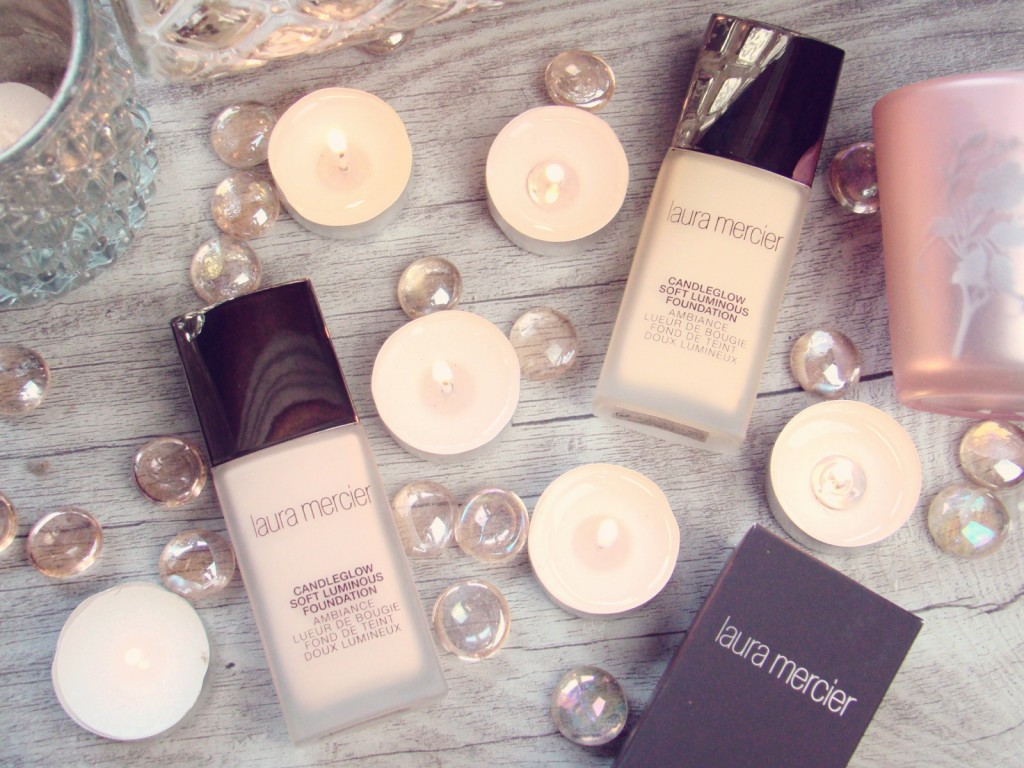 Laura Mercier Candleglow Soft Luminous Foundation Review