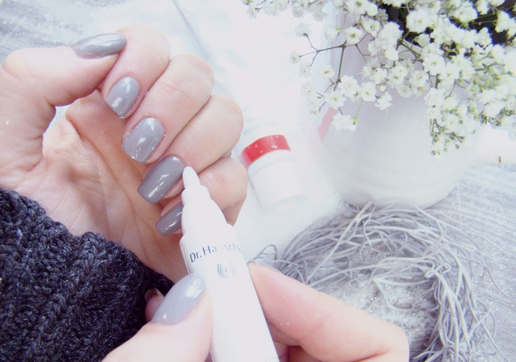 Nagelpflege im Winter Dr Hauschka