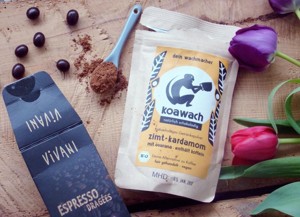 Doping Mamas Natuerlich Koawach Vivani B12 Espresso