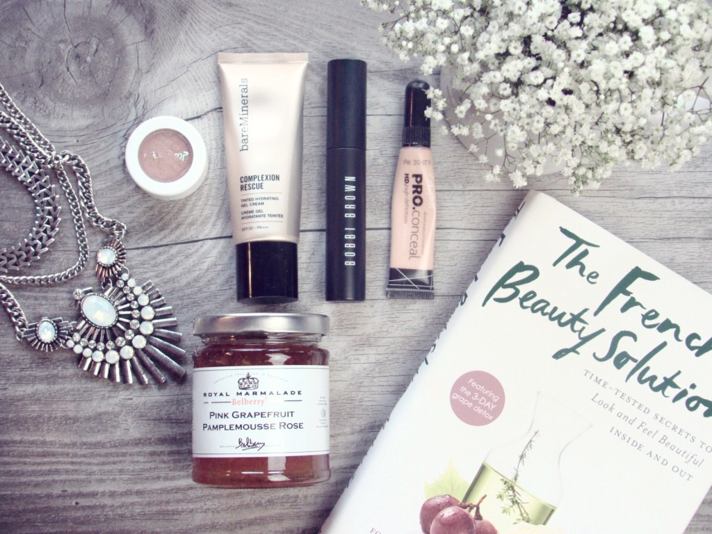 Favoriten Colourpop BareMinerals Comlpexion Rescue Bobbi Brown Mascara