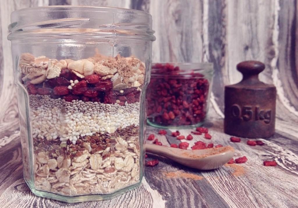 overnight oats schnelles gesundes fruehstueck kinder. Black Bedroom Furniture Sets. Home Design Ideas
