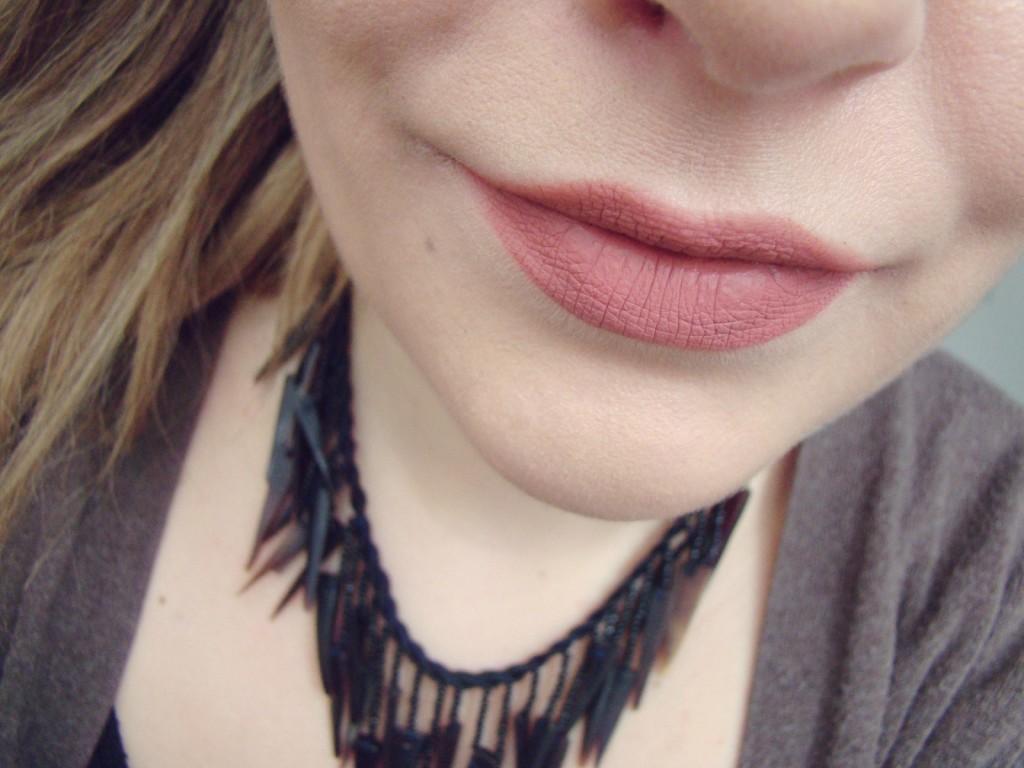 Kat Von D Everlasting Liquid Lipstick Double Dare