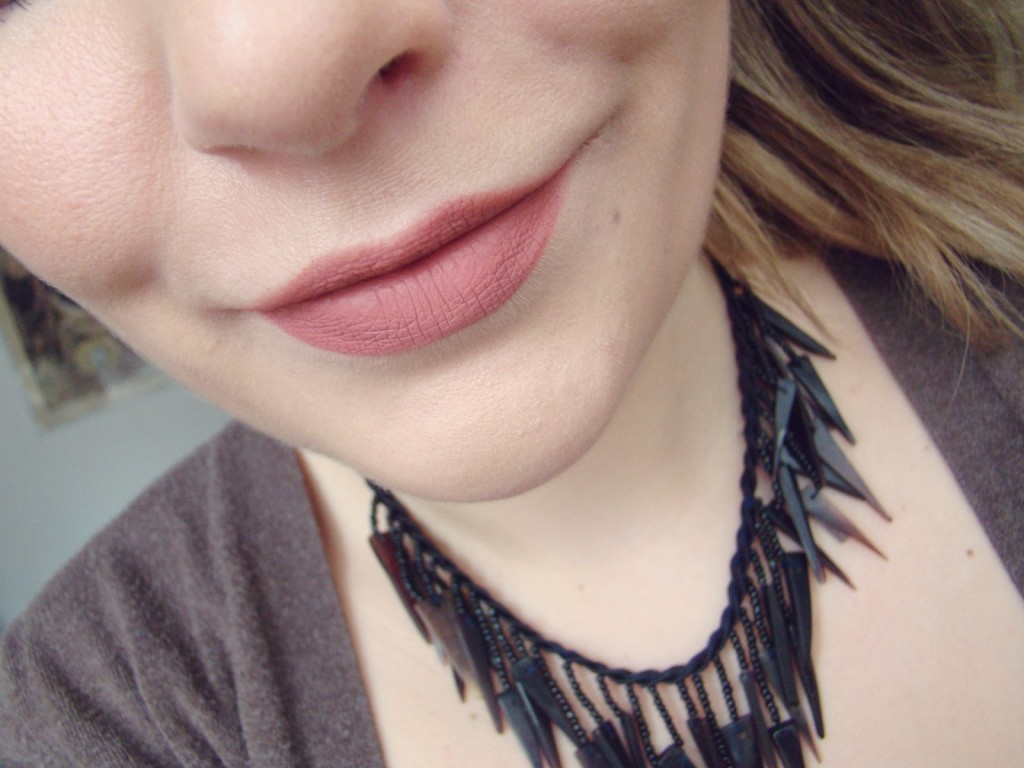 Kat Von D Liquid Lipstick Double Dare
