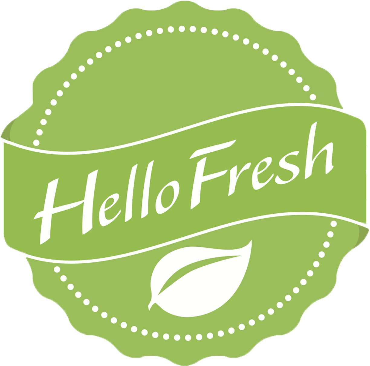 hellofresh logo. Black Bedroom Furniture Sets. Home Design Ideas
