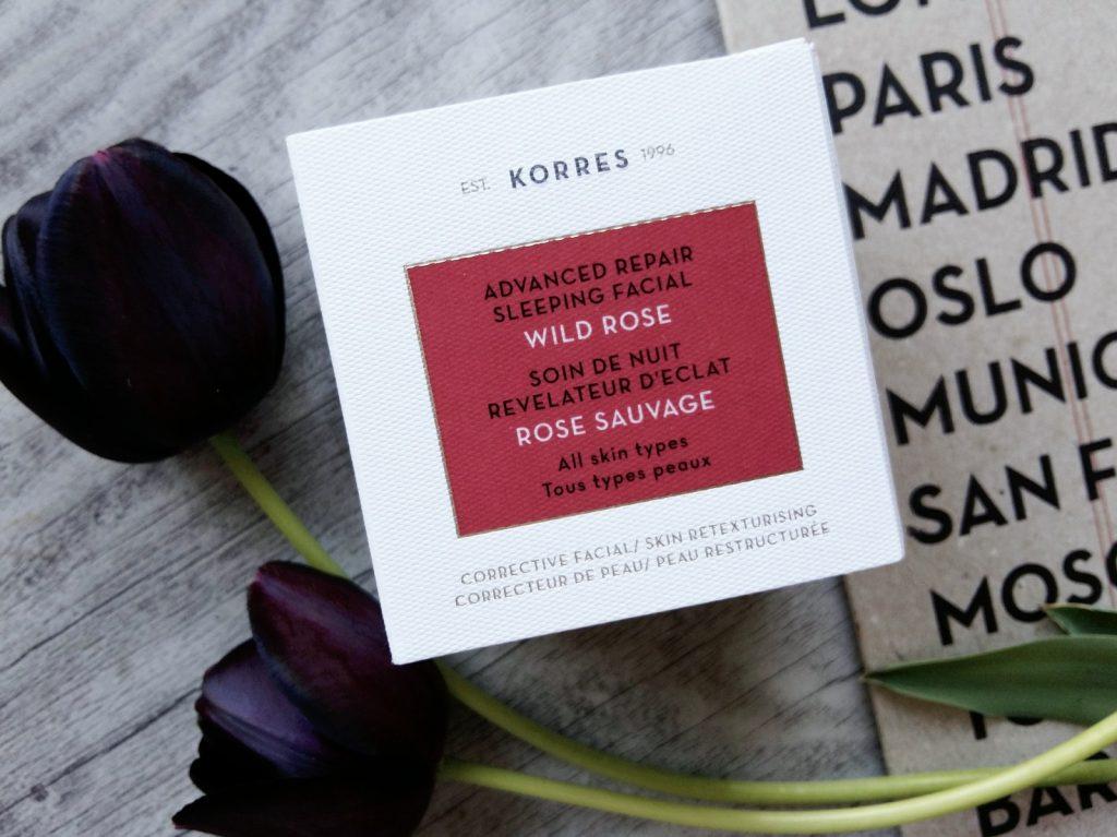 Korres Wild Rose Maske