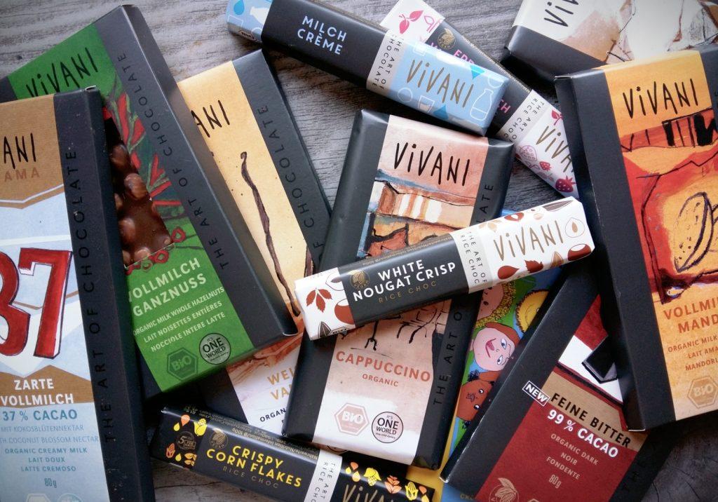 Bio Schokolade Vivani