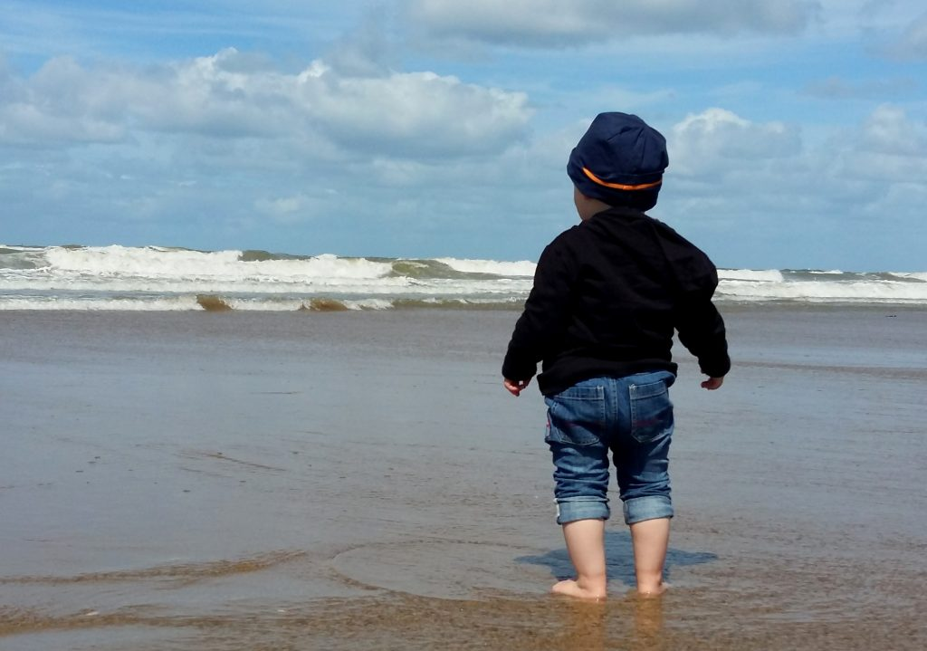 Sommer Holland Nordsee