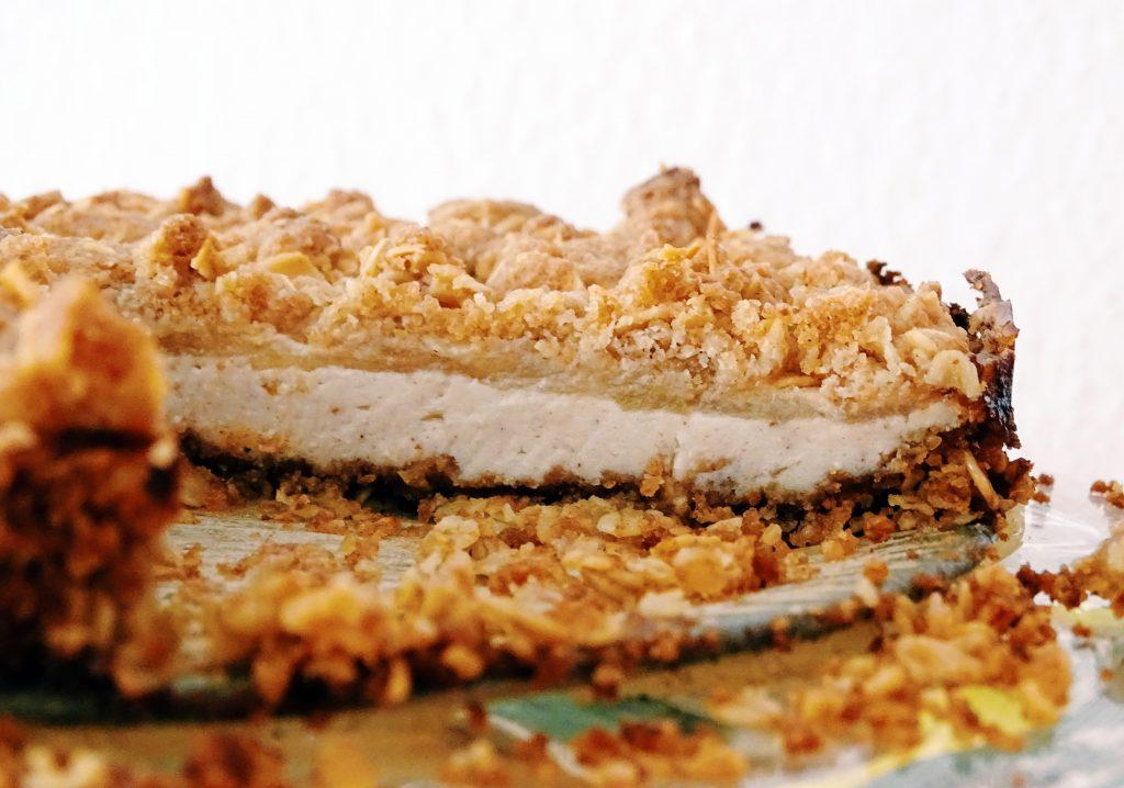 Apfelkuchen mit Streusel Apfel-Cheesecake