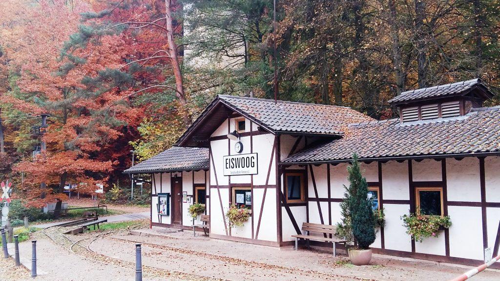 Stumpfwaldbahn Eiswoog