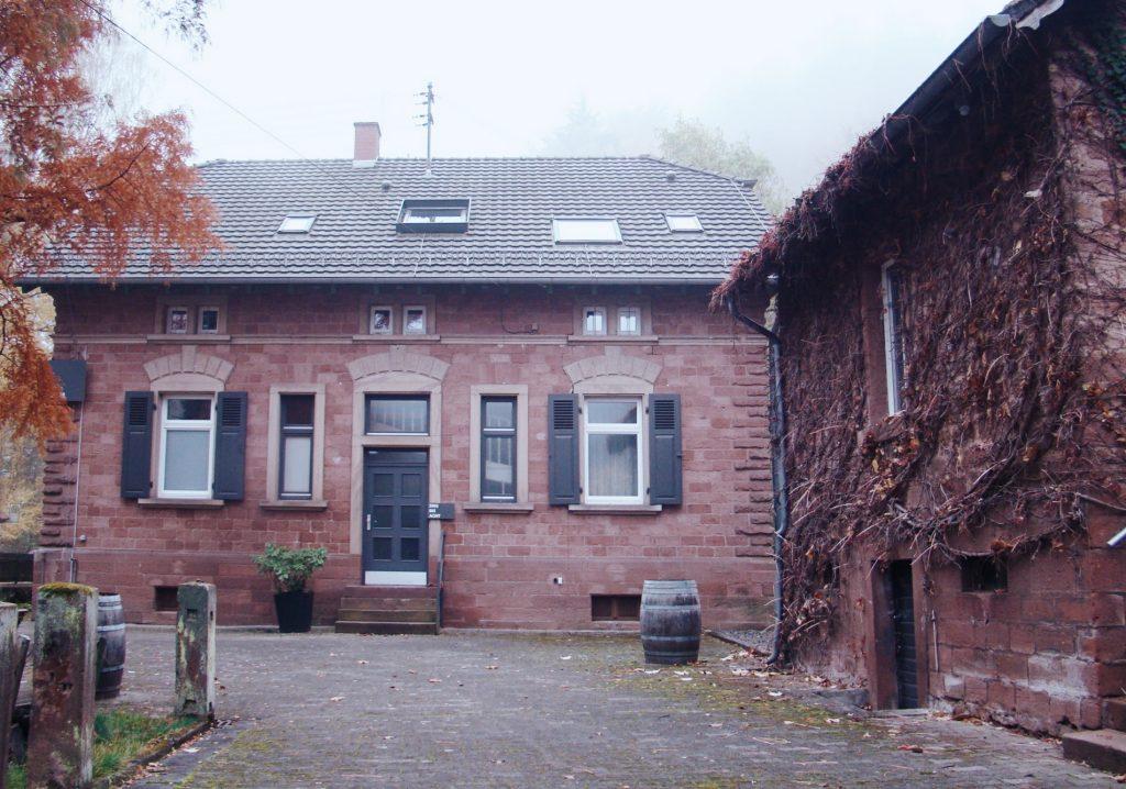 Seehaus Forelle Haeckenhaus
