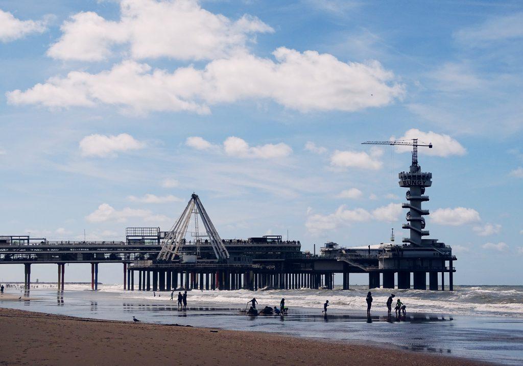 Scheveningen Strand Pier