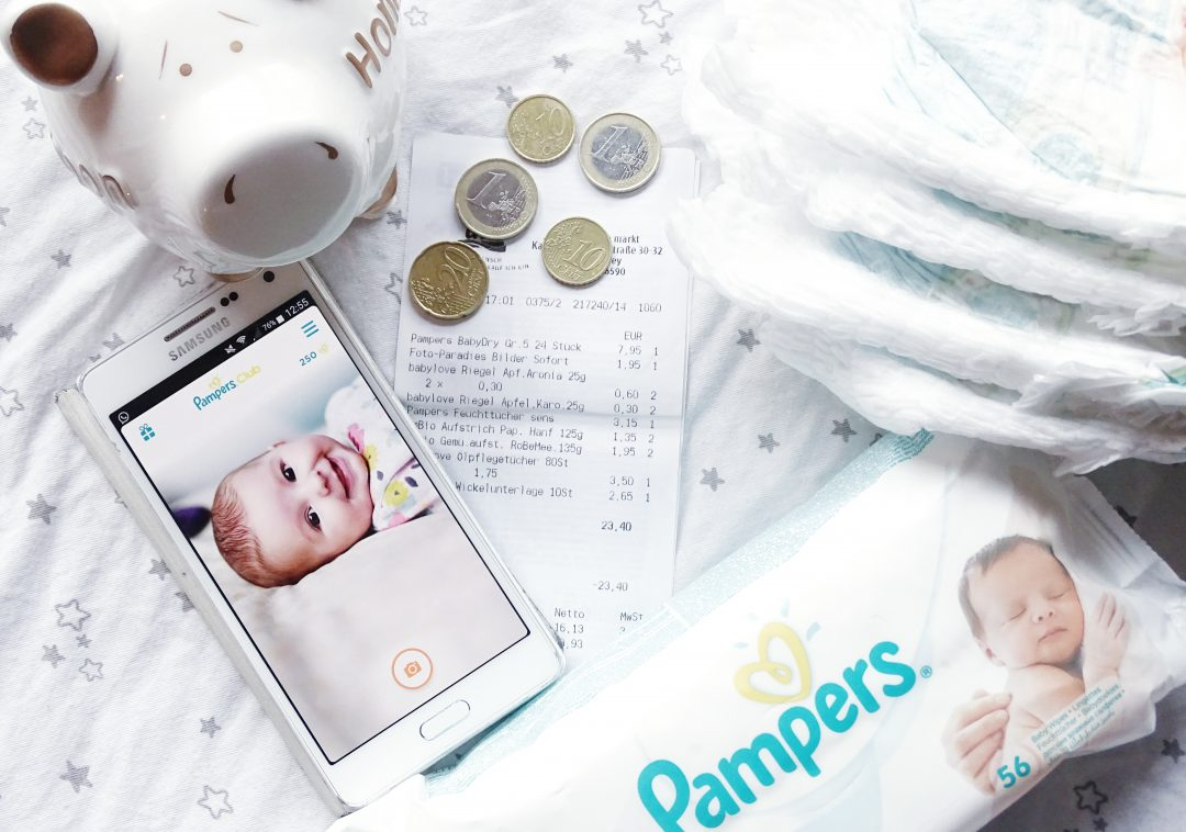 Pampers Club App