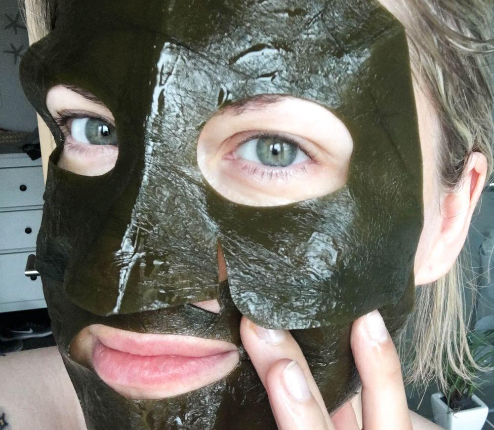 Whamisa Kelp Sheet Mask
