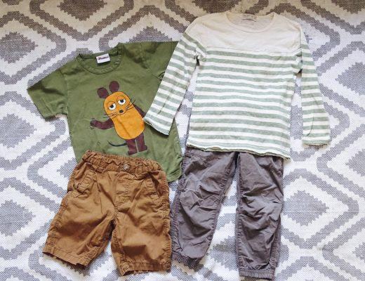 Second Hand statt Green Fashion