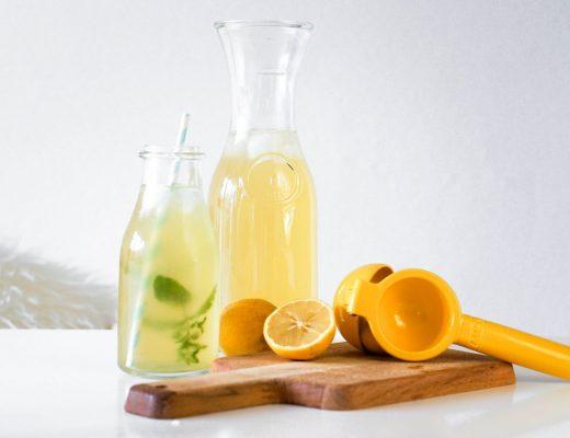 Zitronen Eistee Rezept