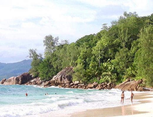 Anse Soleil Seychellen