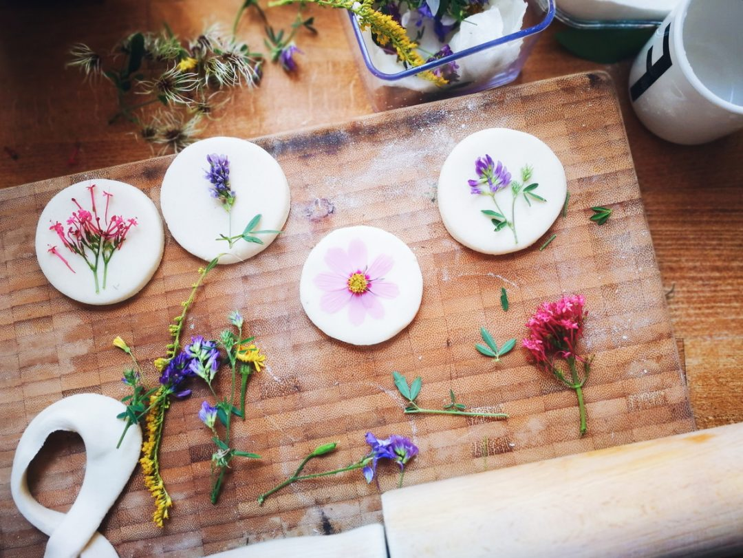 Weihnachtsbasteln Salzteig.Den Sommer Konservieren Basteln Mit Salzteig Tipps Und Tricks